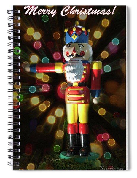 The Nutcracker Spiral Notebook