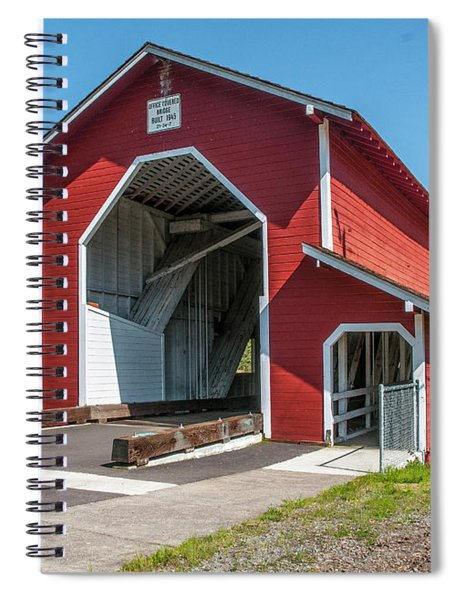The Office Bridge Spiral Notebook