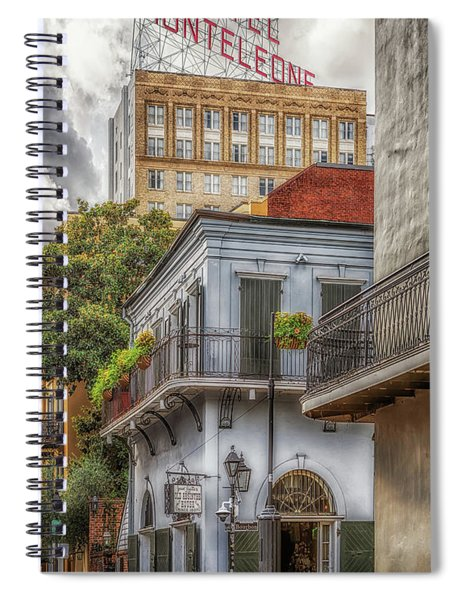 The Old Absinthe House Spiral Notebook