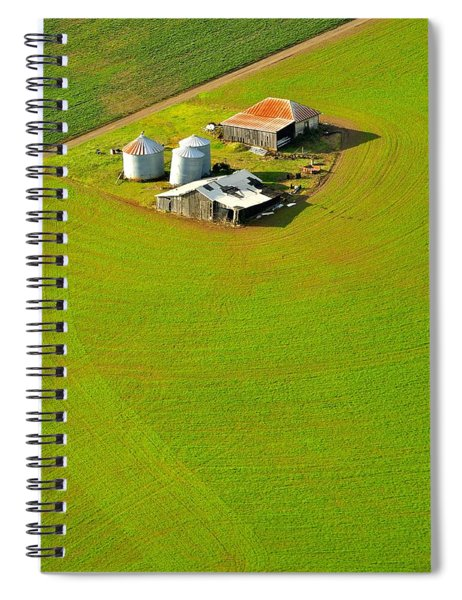 The Old Place Spiral Notebook