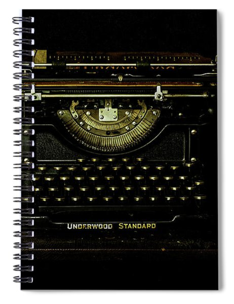 The Old Underwood Spiral Notebook