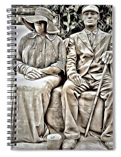 The Olders  Spiral Notebook