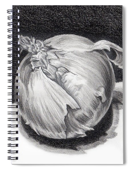 The Onion Spiral Notebook