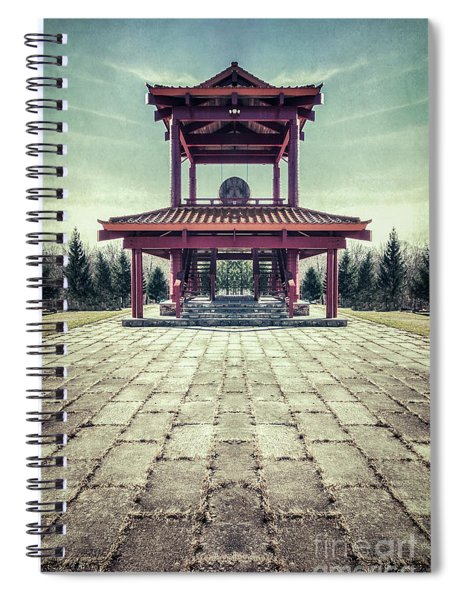 The Oriental Touch Spiral Notebook
