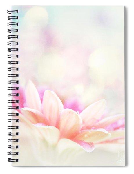 The Paintbrush Of Spirit  Spiral Notebook