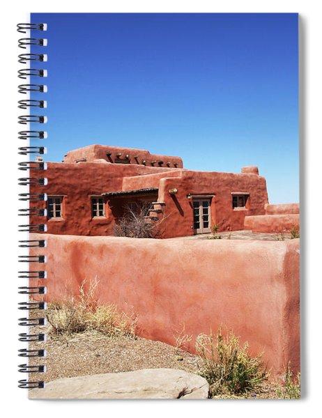 The Painted Desert Inn Spiral Notebook
