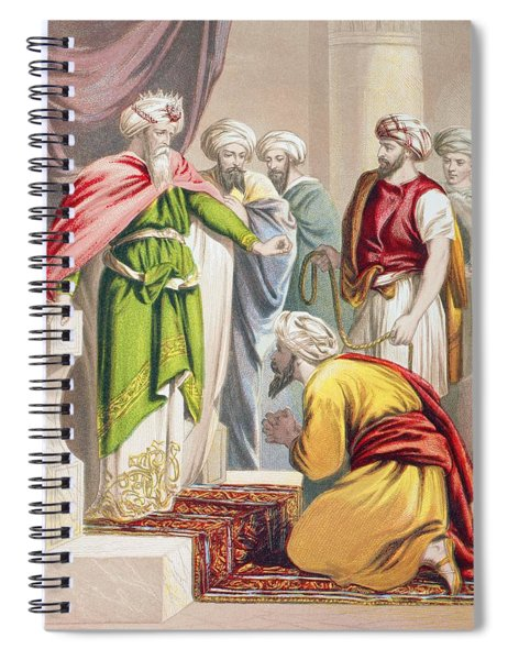 The Parable Of The King And The Spiral Notebook