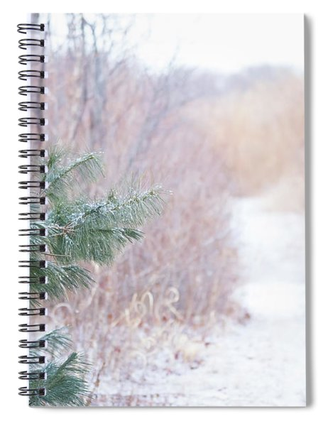 The Path Untraveled  Spiral Notebook