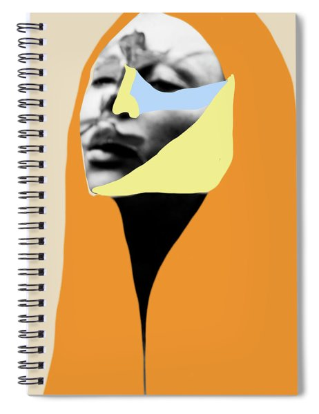 The Peace Within Spiral Notebook
