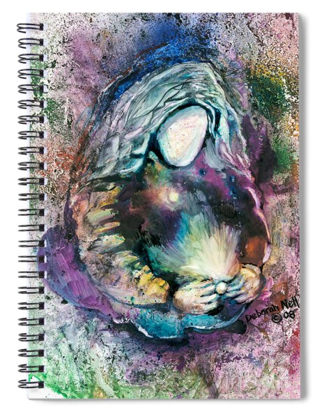 The Pearl Spiral Notebook