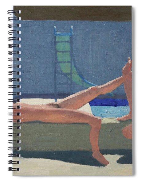 The Pedicure Spiral Notebook