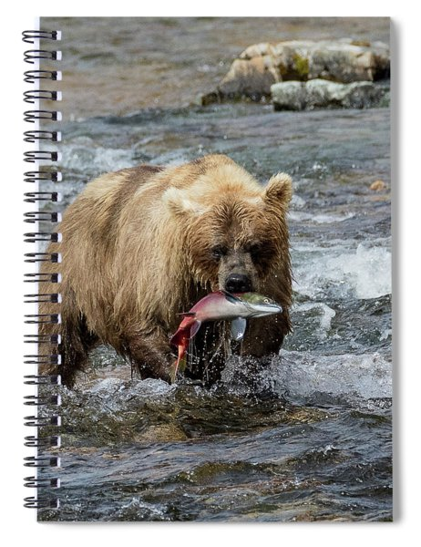 The Perfect Catch Spiral Notebook