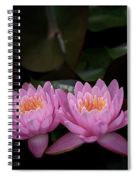 The Perfect Couple Spiral Notebook