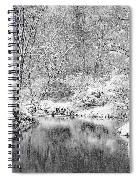 A Perfect Storm Spiral Notebook