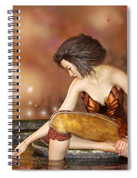 The Pool Spiral Notebook