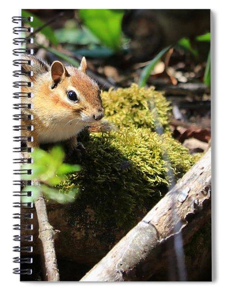 The Poser Spiral Notebook