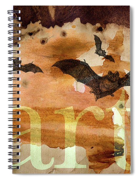 The Potency Of Acceptance Spiral Notebook