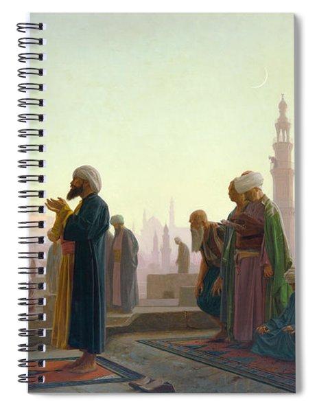 The Prayer Spiral Notebook