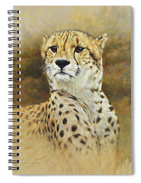 The Prince - Cheetah Spiral Notebook