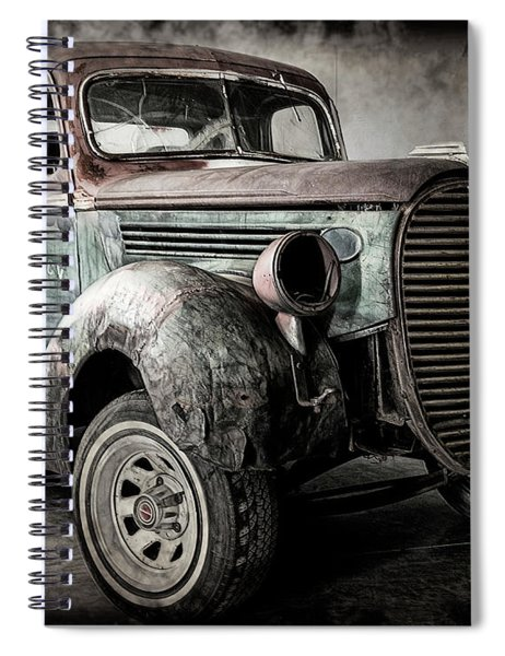 The Project Spiral Notebook