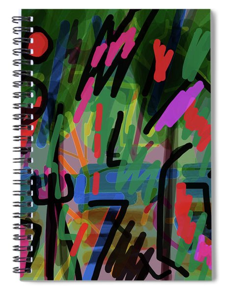 The Prophecy 1  Spiral Notebook