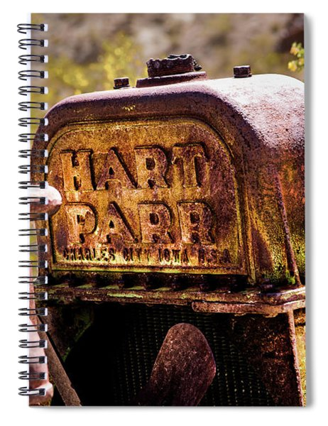 The Radiator Spiral Notebook