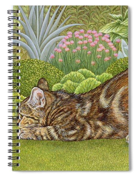 The Radish Hunt Spiral Notebook
