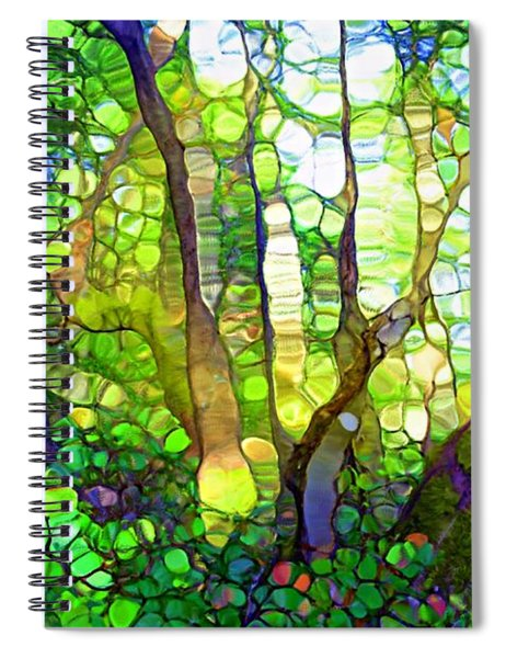 The Rainforest Spiral Notebook