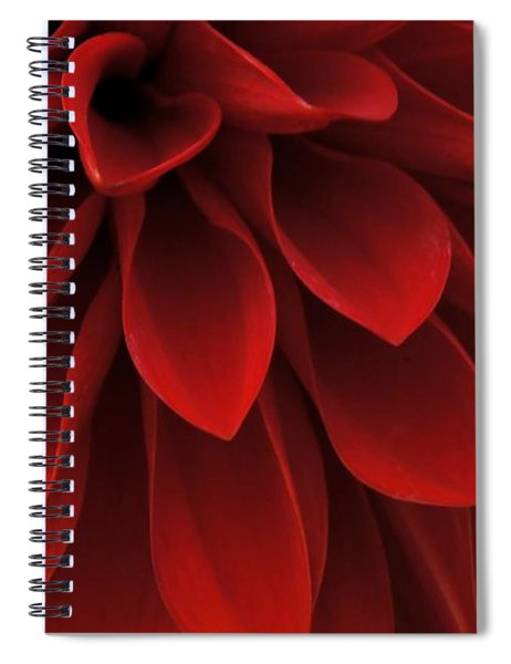 The Reddest Red Spiral Notebook