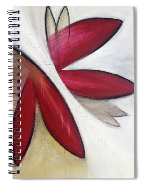 The Redeemed Heart Spiral Notebook
