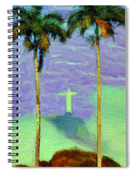 The Redeemer Spiral Notebook