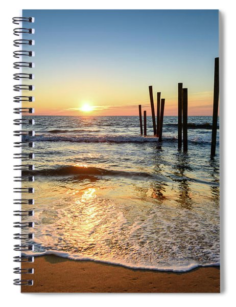 The Remembrance Spiral Notebook