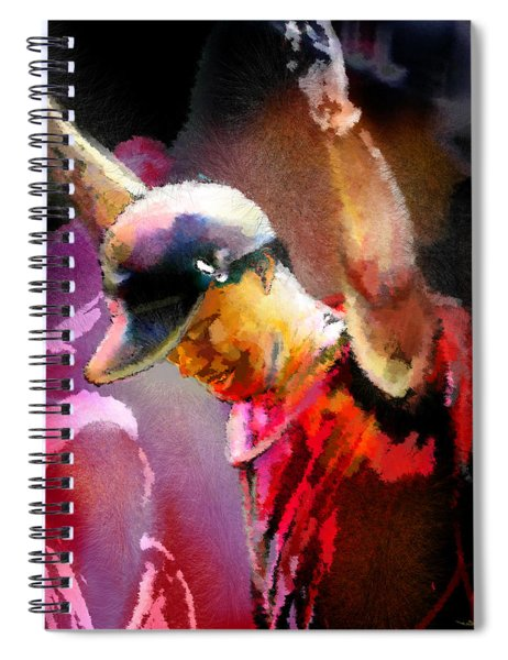 The Return Of The Tiger 04 - The Eagle Spiral Notebook