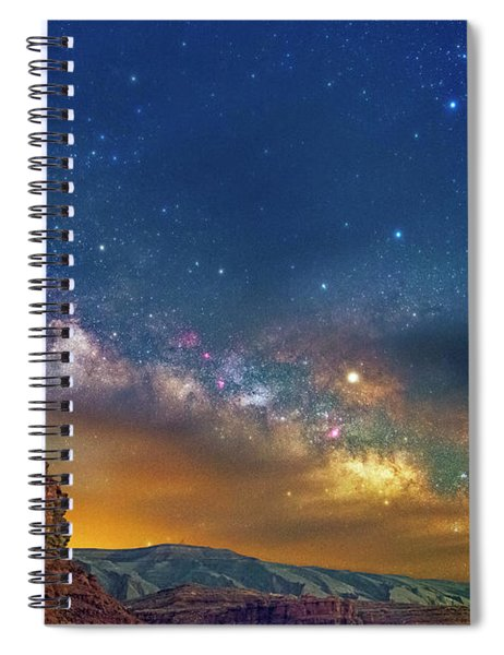 The Rift Spiral Notebook