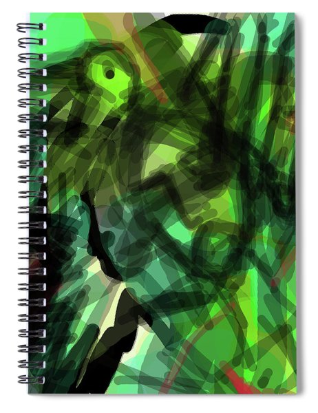 The Righteousness Of God  Spiral Notebook