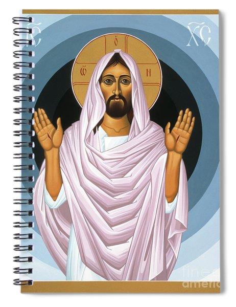 The Risen Christ 014 Spiral Notebook