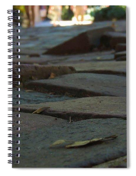 The Rising Dead Of Savannah Spiral Notebook