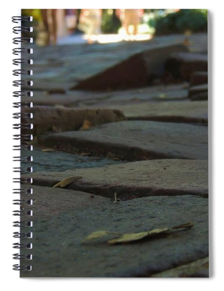 The Rising Dead Of Savannah Spiral Notebook