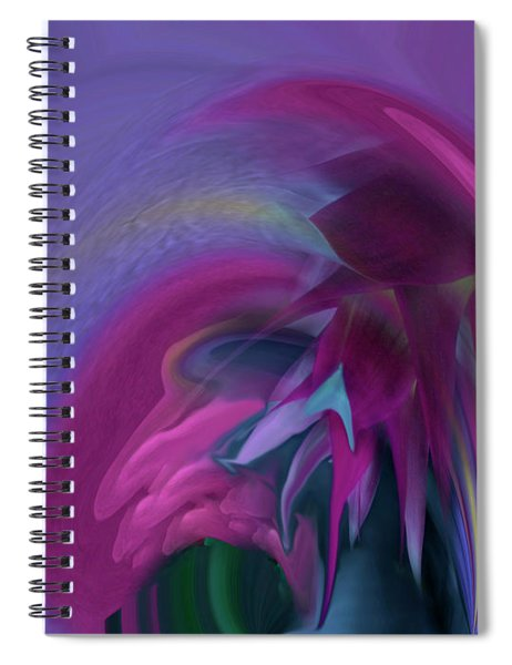 The Rising Too Spiral Notebook