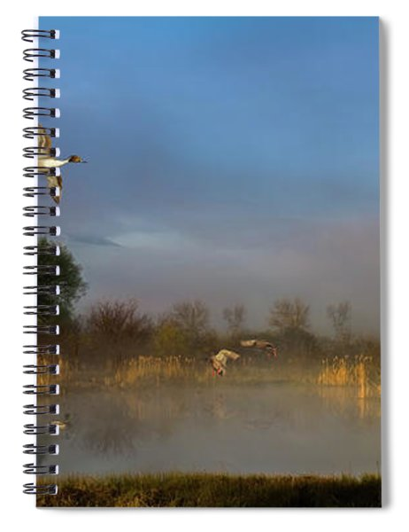 The River Bottoms Spiral Notebook