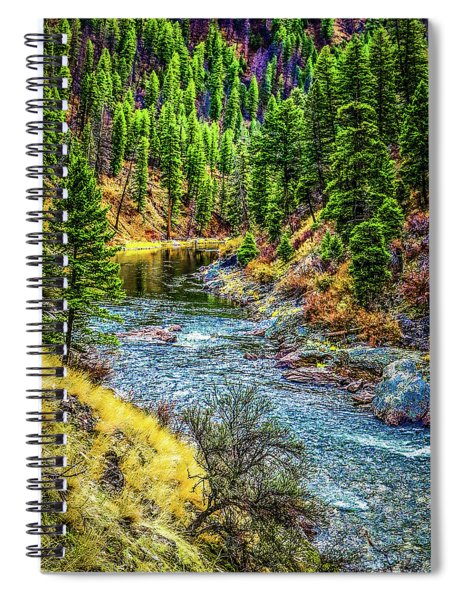 The River Spiral Notebook