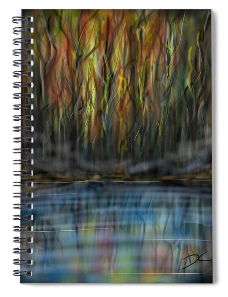 The River Side Spiral Notebook