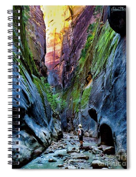 The Riverbend Spiral Notebook
