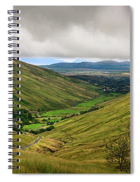 The Road To Slieve League Spiral Notebook