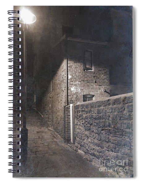 The Rocks, Sydney Spiral Notebook