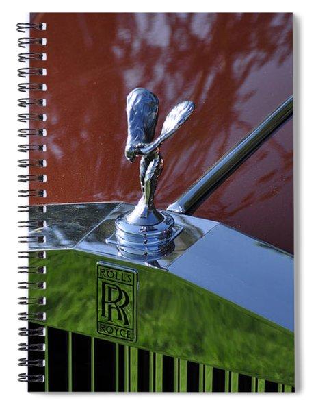 The Rolls Spiral Notebook