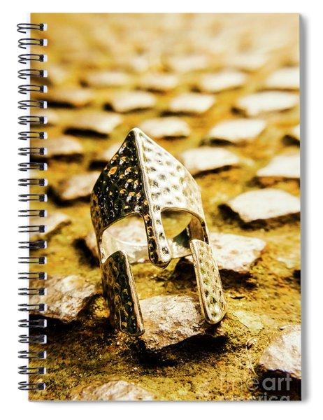 The Roman Pavement Spiral Notebook