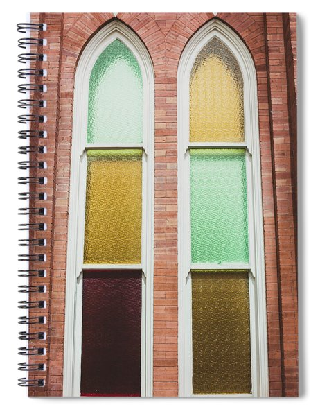 The Ryman - Mother Church Of Country Music Spiral Notebook