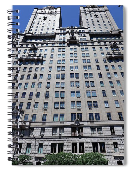 The San Remo Apartments Spiral Notebook