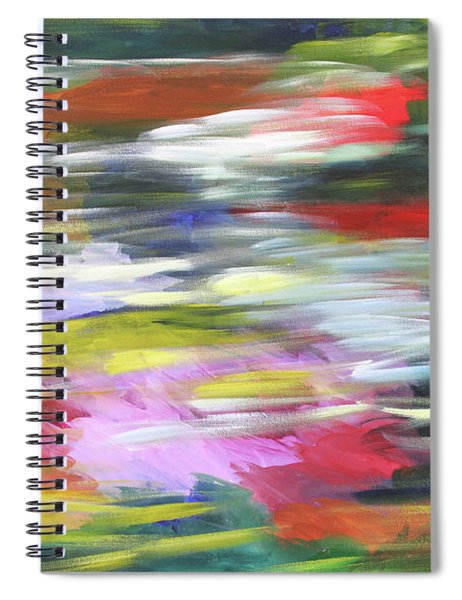 The Scarf Spiral Notebook